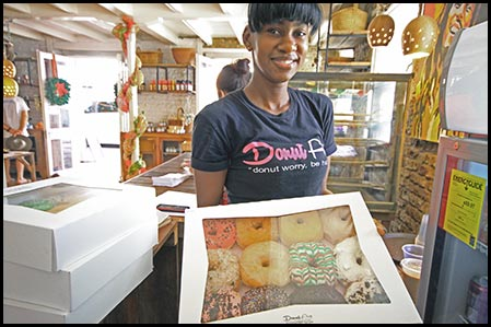 Donut Ace - in Redcliffe Quay, Antigua