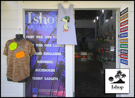 Ishop - Souvenirs and Gifts - Antigua